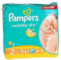 Подгузники Pampers New Baby-Dry Mini 2 (Памперс) 3-6кг №94