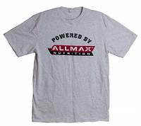 Футболка Allmax Isoflex T-shirt Grey ( размер XL )