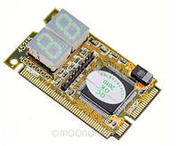 Пк анализатор тестер пост карта  тестер материнских плат PCI POST CARD pci-eLPC 2 2digit DNPJ0003-20