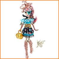 Кукла Monster High Рошель Гойл (Rochelle Goyle) из серии Shriek Wrecked Монстр Хай