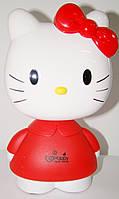 Детская настольная LED лампа Hello Kitty 22 см