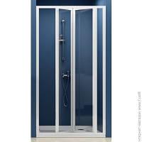Двери Для Душевой Кабины Ravak Grape SDZ2-70 Белый (01V10100ZG)