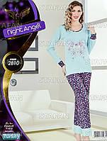 Женская домашняя одежда из Турции Night Angel 2810-R. Размер 46-48.