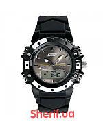 Водонепроницаемые спортивные часы Skmei 0821 Black