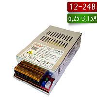 Блок питания Faraday 75W/12-24/140AL