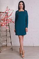 Очень красивое платье из нового трикотажа Армани