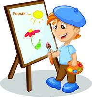 Рисуй в удовольствие! Мольберты для детского творчества.