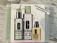 CLINIQUE 3-Ступенчатая Система ухода за сухой-нормальной кожей
