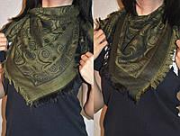 Сочные и яркие платки из шерсти, шелка. Наличие, качество