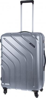 Средний чемодан 4-х колесный 68 л. CARLTON Stellar 238J468;35 Серебристый