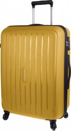 Дорожный 4-х колесный чемодан 40 л CARLTON Phoenix 239J455;78 Желтый