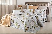 Набор Часы: постельное белье и летнее одеяло (Евро)