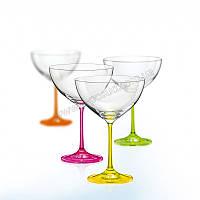Набор бокалов для коктейлей Bohemia Neon 40751/D4892/340 (340 мл, 4 шт)