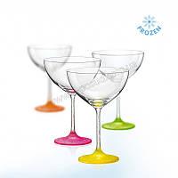 Набор бокалов для коктейлей Bohemia Neon Frozen 40751/D4896/340 (340 мл, 4 шт)