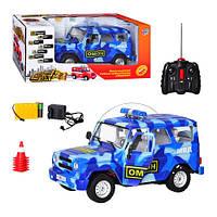 Машина на радиоуправлении Уазик Омон Joy Toy 9126-6