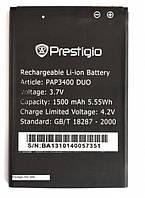 Аккумулятор на Prestigio PAP3400, 1500mAh, оригинал (Китай)