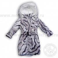 Пальто Pilguni для девочки, рост 134