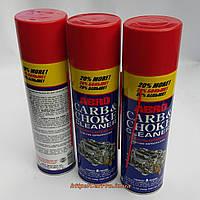 Очиститель карбюратора и дросселя. ABRO CARB & CHOKE Cleaner +20% CC-220 340gr.
