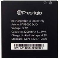 Аккумулятор на Prestigio PAP5000, 2200mAh, оригинал