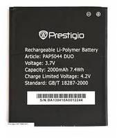 Аккумулятор на Prestigio PAP5044, 2000mAh, оригинал