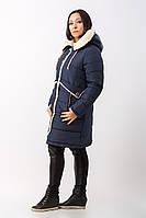 Женская стильная зимняя куртка 2017 (рр 44-54), разные цвета