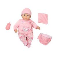 Интерактивная кукла MY FIRST BABY ANNABELL УДИВИТЕЛЬНАЯ МАЛЫШКА Zapf 794326