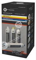 Aquafilter EXCITO-B-CLR-CRT - Комплект четырёх картриджей для системы очистки воды EXCITO-B.