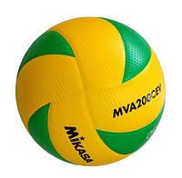 Мяч волейбольный Mikasa MVA 200CEV