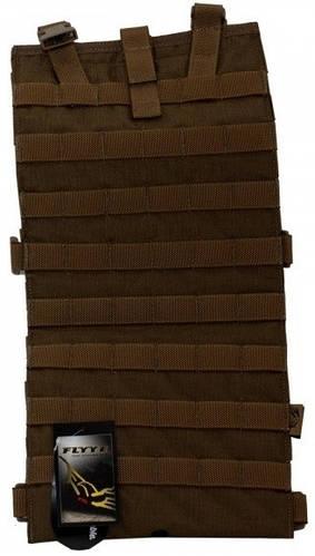 Большой подсумок для гидратора Flyye MOLLE Hydration Backpack Coyote brown, BE0364UA (Койот)