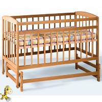Кроватка детская Гойдалка с маятником