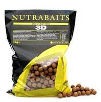 Nutrabaits Бойлы  3D, Nutrabaits (Бойлы  3D, 20мм, 5кг)