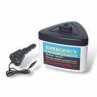 Прибор для подзарядки автомобильного аккумулятора (стартер) Energency Car Jump Starter