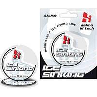 Леска моно зимняя Salmo Hi-Tech Ice Sinking 30м