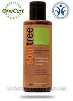 Органический шампунь Soultree для восстановления волос с Трифалой и кондиционером из Хны 200мл