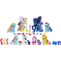 Большой коллекционный набор My Little Pony Friendship is Magic Midnight in Canterlot