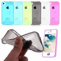 Силиконовый чехол для Iphone 4/4s (TPU)