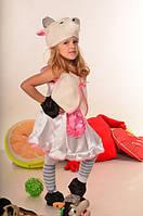 Детский новогодний костюм Козочки  для девочки