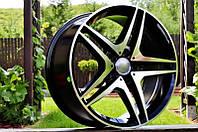 Новые литые диски R18 5x112 MERCEDES C E S E204 W212