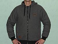 Куртка мужская зимняя тёплая на меху