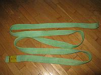 Пояс BUSHINDO для кимоно, зеленый, длина 280 см