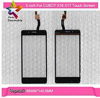 Сенсорный экран для мобильного телефона Cubot X9 , черный, AAA