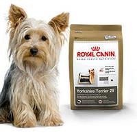 Royal Canin Yorkshire 1кг (на вес)- корм для йорков