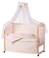 Детское постельное белье Qvatro ELLIT с аппликацией