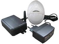 Беспроводная GSM сигнализация БЛИЦ для охраны: БЛИЦ + датчик движения