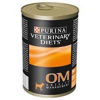 Purina Veterinary Diets OM Obesity Canine 400г*6шт - консерва для собак