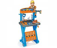 Игровой стол Мастерская с инструментами Bob The Builder Smoby 360306