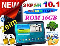 ПЛАНШЕТ-ТЕЛЕФОН Galaxy Tab 10.1  3G GPS 2СИМ 16GB