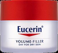 Дневной крем Eucerin Volume-Filler (Эуцерин Волюм Филлер) для восст. контура лица для сухой кожи, банка 50 мл.