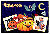 "Картинки для торта ""Хэллоуин"" А4 (код 01262)"