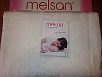 Электропростынь односпальная Melsan Comfort MP103 04 140х160 cм; 2x60W; ворсистая поверхнос;два пульта, Турция